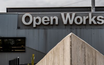 Open Works Weekly 7/9/2021